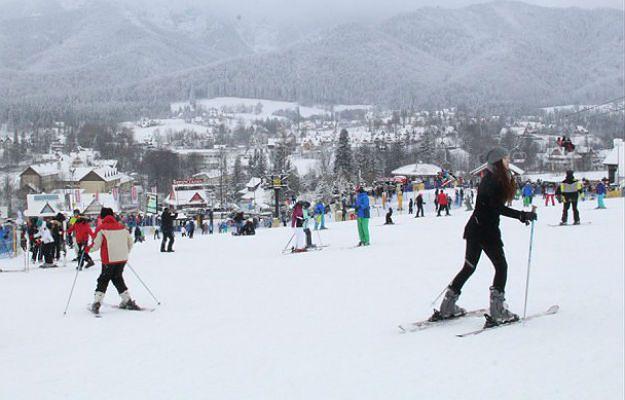Gdzie na narty w weekend? Coraz gorsze warunki do jazdy w Małopolsce