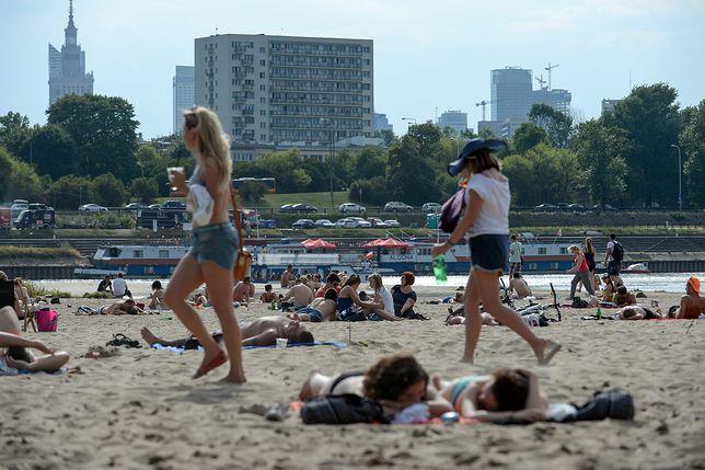 Nadciąga ciepłe powietrze ze wschodu. Na Ukrainie już 36 st. C