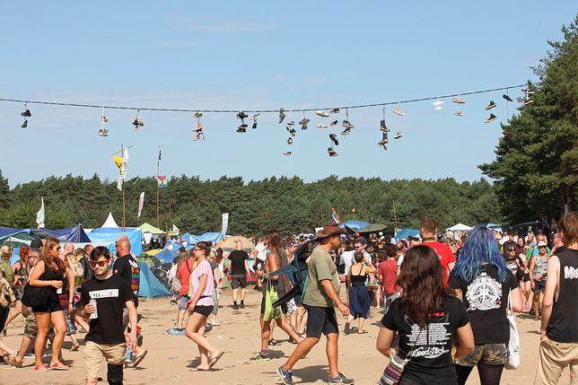 Pol'and'Rock Festival 2019. W Kostrzynie nad Odrą doszło do kolejnego dramatu