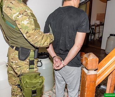 Funkcjonariusze SG zlikwidowali fabrykę metamfetaminy na Mazowszu