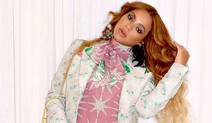 Beyonce lansuje nowe trendy w ciążowej modzie