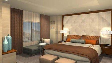 Hotel 32 w Las Vegas, czyli magiczny dotyk.