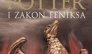 Harry Potter (#5). Harry Potter i Zakon Feniksa-okładka dla dorosłych