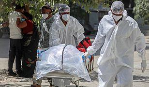 """""""Czarny grzyb"""" atakuje zakażonych koronawirusem. Lekarze biją na alarm"""