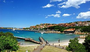 Porto Cervo - luksusowy raj dla bogaczy