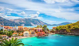 W Grecji najchętniej spędzamy wakacje