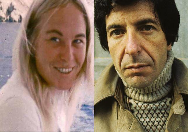 Marianne i Leonard - ich związek ciągnął się przez prawie 50 lat