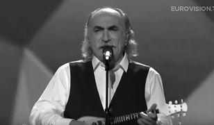 Nie żyje Agathon Iakovidis. Finalista Eurowizji miał 65 lat