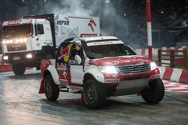 VERVA Street Racing-Dakar na Narodowym już dzisiaj!