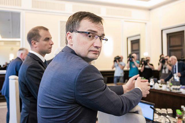 Zbigniew Ziobro w 2016 r. ani razu nie był na posiedzeniu. Szef KRS atakuje ministra