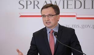 Zbigniew Ziobro przekonuje, że wyrok TSUE ws. odmowy ekstradycji Polaka jest porażką irlandzkiego sądu