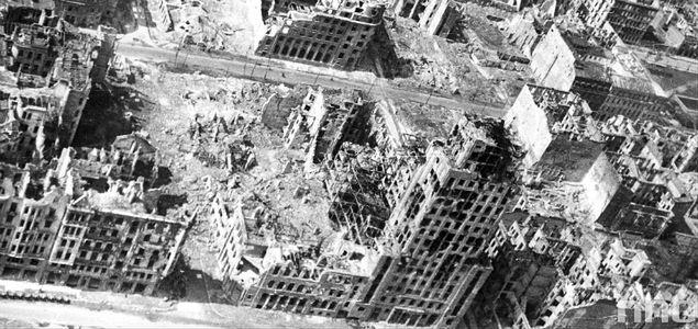 Sowieckie bombardowania Warszawy podczas II wojny światowej