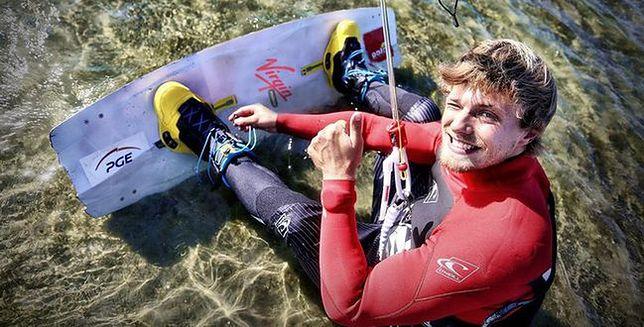 Wywiad z Victorem Borsukiem, siedmiokrotnym Mistrzem Polski w kitesurfingu