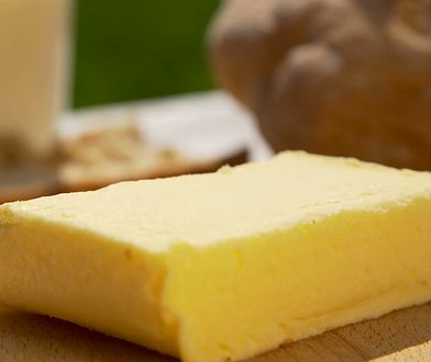 Czy można zamrozić masło?