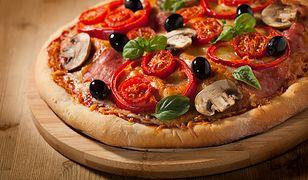 Sos pomidorowy do pizzy