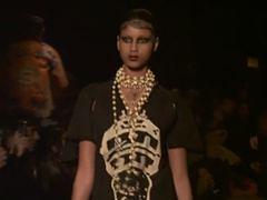 Ekscentryczny pokaz Givenchy