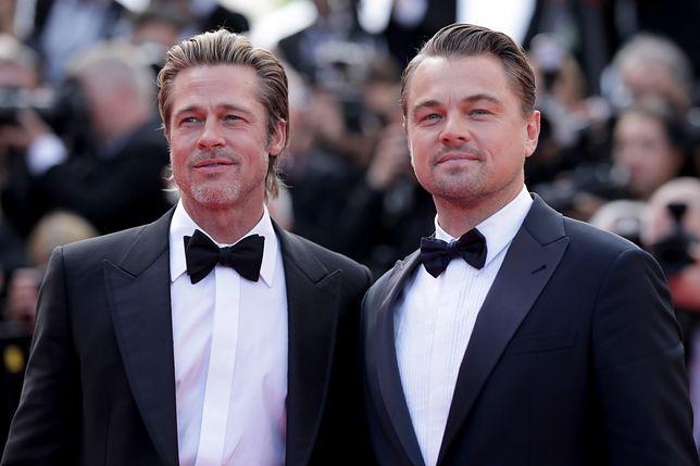 Brad Pitt zdradził, jakie przezwisko nadał mu Leonardo DiCaprio. Okazuje się, że aktorzy żyją w bardzo dobrych relacjach