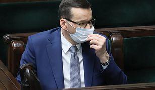 Mateusz Morawiecki apeluje do Unii i MFW o pomoc w walce z koronawirusem