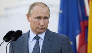 Władimir Putin przekonuje, że to nie oficerowie rosyjskiego wywiadu otruli Siergieja Skripala