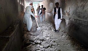 Afganistan. Eksplozja w meczecie. Media: Dziesiątki zabitych