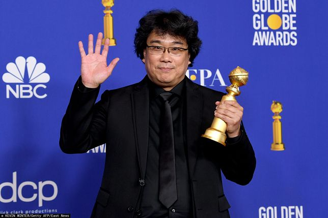 Złote Globy 2020. Bong Joon-Ho uderzył w amerykańskie kino