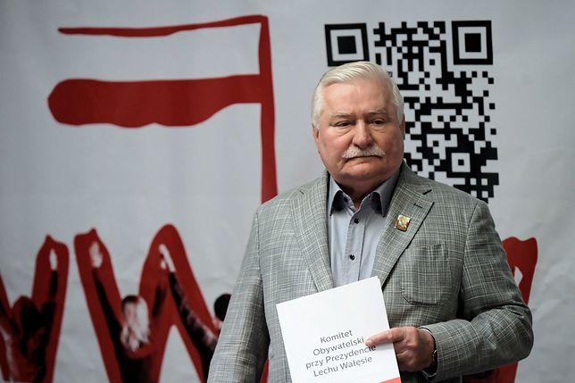 """Lech Wałęsa podkreślił, że trzeba """"wykrzesać wszystkie siły"""""""