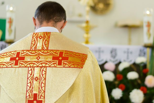 Ksiądz Kamil przyjął święcenia w 2010 roku