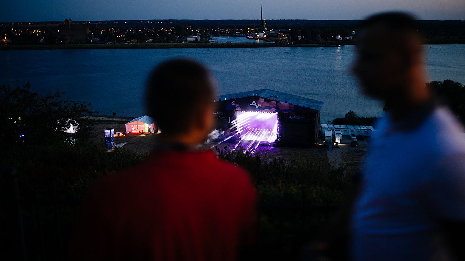 Do Płocka, gdzie mieszka 120 tys. osób, przyjeżdża na festiwal Audioriver ok. 30 tys. gości.