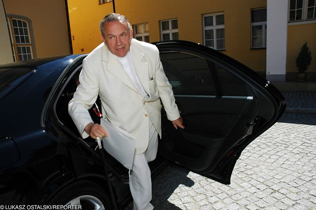 Ksiądz Henryk Jankowski zmarł 12 lipca 2010 roku