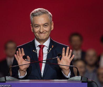 """Robert Biedroń i Grzegorz Schetyna zaliczyli """"korespondencyjne"""" starcie w programie Rymanowskiego"""