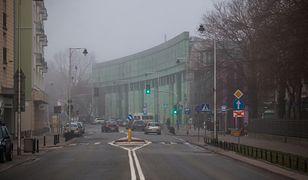 Smog Warszawa - zła jakość powietrza we wszystkich dzielnicach.