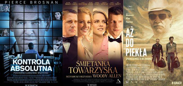 """Styczniowe premiery DVD: """"Kontrola absolutna"""", """"Śmietanka towarzyska"""", """"Aż do piekła"""""""