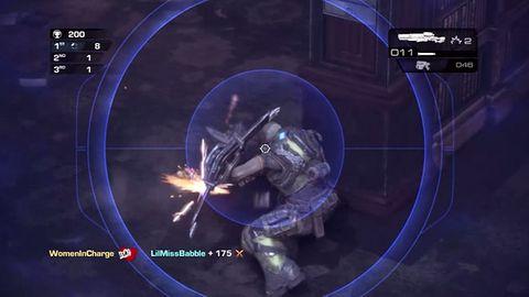 Czym byłaby gra z serii Gears of War bez rozbudowanego trybu sieciowego?