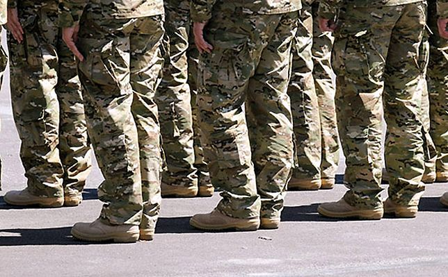 Polacy chcą do wojska. Setki ochotników w WKU