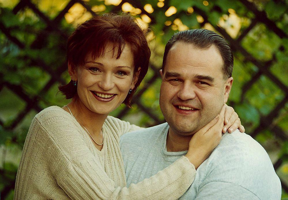 Cezary Żak z żoną jest od 32 lat. Wychowali dzieci, marzą o wnukach