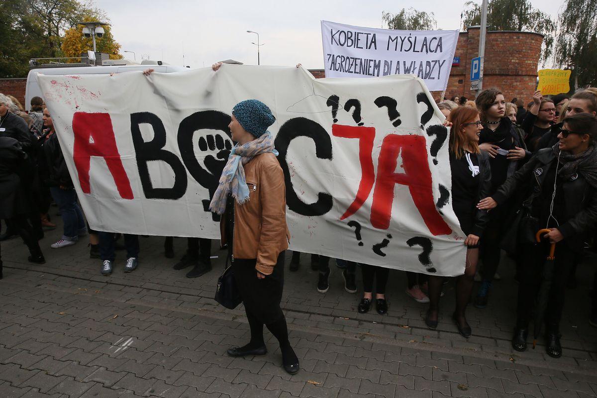 Nadchodzi nowa wojna o aborcję. Dariusz Joński: idziemy na barykady!