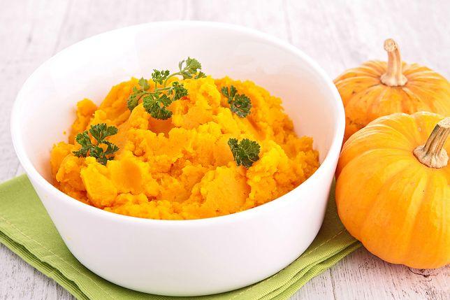 Puree z dyni to baza wielu smacznych, jesiennych dań.
