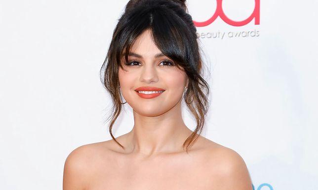 Selena Gomez w nowej fryzurze. Wzorowała się na Jennifer Aniston