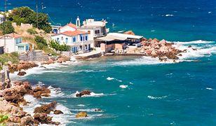 Z greckiej wyspy Samos mamy bardzo blisko do Turcji