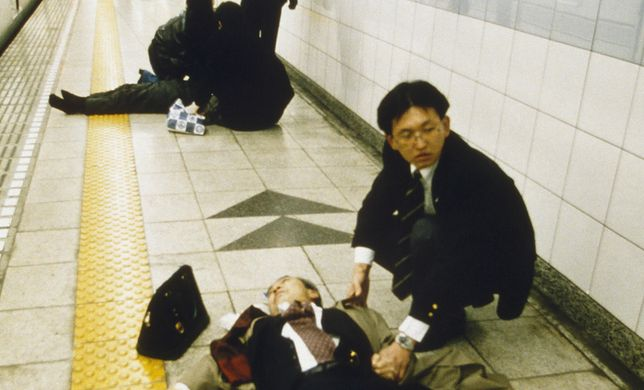 W zamachu w tokijskim metrze w 1995 r. zginęło 12 osób, a ponad 5 tys. odniosło obrażenia