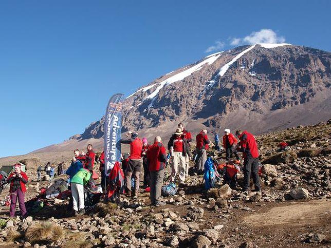 Szpik Na Szczyt - Kilimandżaro zdobyte!