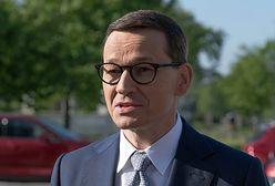Mateusz Morawiecki spóźnił się na komunię córki. Zatrzymały go obowiązki