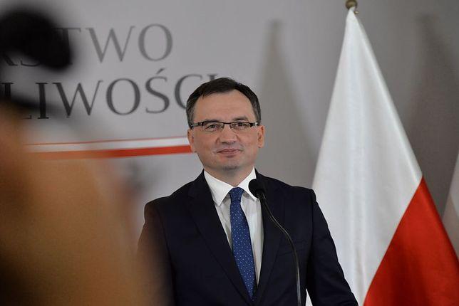 Cieszę, że pieniądze zasądzane na rzecz Funduszu od sprawców przestępstw zostają przeznaczone na szlachetny cel - mówi Zbigniew Ziobro, Minister Sprawiedliwości  i Prokurator Generalny