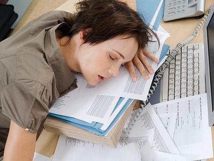 Stresująca praca nie wychodzi kobietom na zdrowie