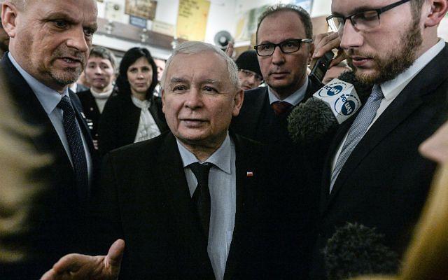 Kaczyński: mam dwa plany