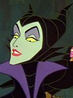 Zła czarownica Disneya odłożona