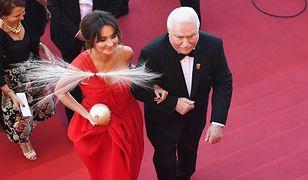 Cannes 2017: Lech Wałęsa witany z najwyższymi honorami na czerwonym dywanie