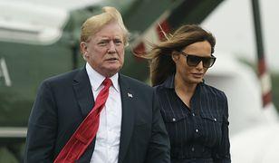 Model, który wybrała Melania Trump kupić można o połowę taniej