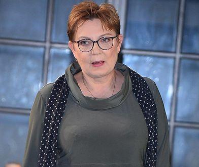 Krystyna Czubówna ma 64 lata