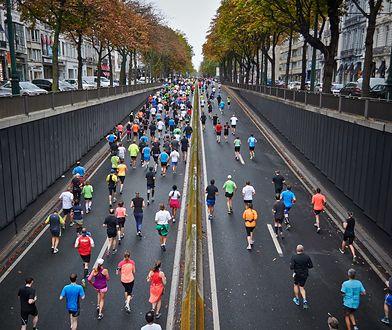 Punkty można zdobywać nie tylko za chodzenie, ale też za bieganie i za jazdę na rowerze.